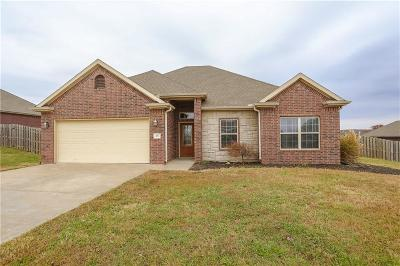 Centerton Single Family Home For Sale: 521 Beasley DR