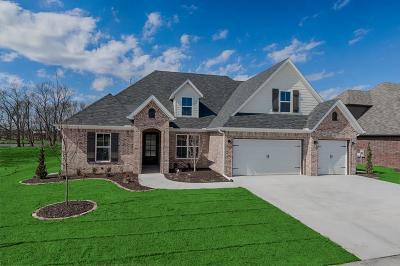 Centerton Single Family Home For Sale: 1000 Elizabeth