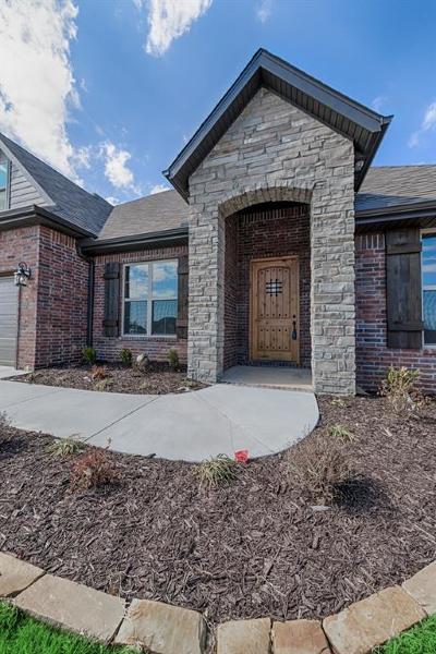 Centerton Single Family Home For Sale: 990 Clark CIR