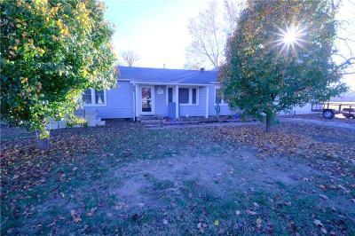 Benton County Single Family Home For Sale: 411 Tiger BLVD