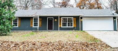 Bella Vista AR Single Family Home For Sale: $133,600