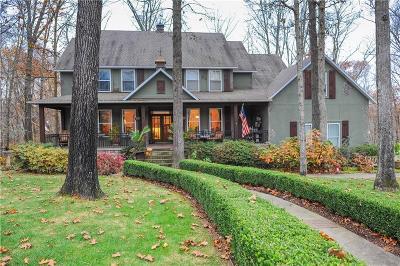 Bentonville Single Family Home For Sale: 2017 Desoto DR