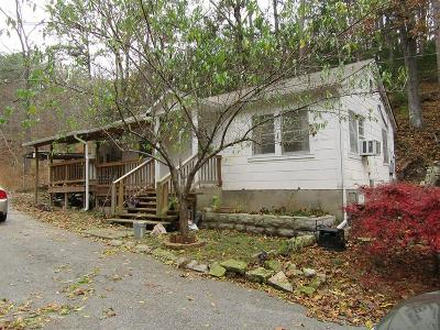Eureka Springs Single Family Home For Sale: 1 Hines ST