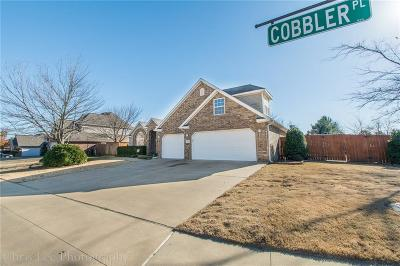 Rogers Single Family Home For Sale: 5750 W Cobbler PL
