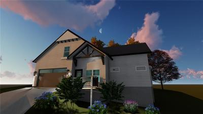 Bella Vista Single Family Home For Sale: Lot 13 Drifton DR