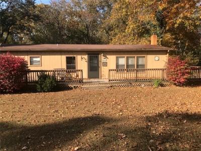 Benton County Single Family Home For Sale: 686 Tucks Chapel RD