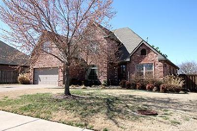 Bentonville Single Family Home For Sale: 1603 Rock ST