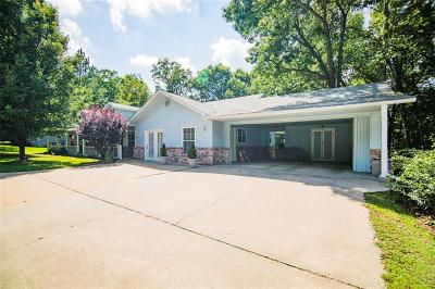 Rogers Single Family Home For Sale: 8207 Fairway DR