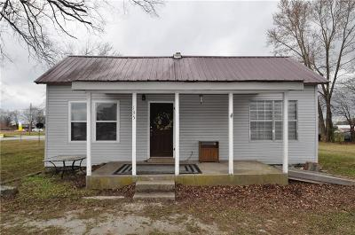 Pea Ridge Single Family Home For Sale: 135 N Davis ST