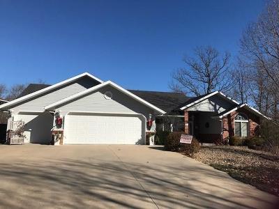 Bella Vista Single Family Home For Sale: 42 Sidlaw Hills DR