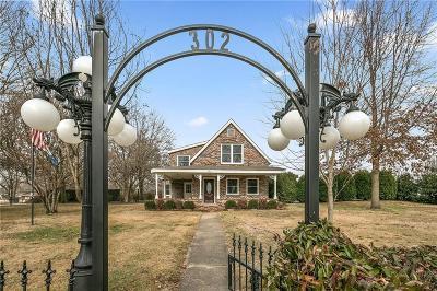 Gravette Single Family Home For Sale: 302 Boston ST