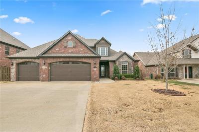Bentonville Single Family Home For Sale: 1105 NE St. Ives RD
