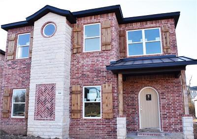 Fayetteville Single Family Home For Sale: 544 N SALEM RD