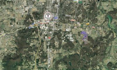 Fayetteville Residential Lots & Land For Sale: Dead Horse Mountain RD