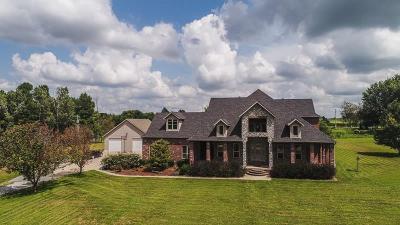 Bentonville Single Family Home For Sale: 8116 N Coffelt Cemetery RD