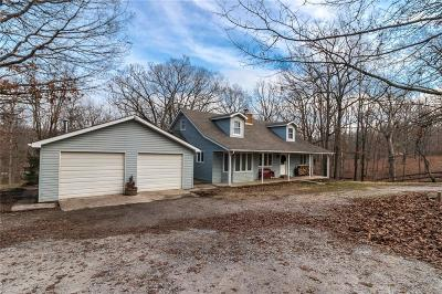 Gravette Single Family Home For Sale: 10644 Meadowlark LN