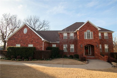 Springdale Single Family Home For Sale: 3152 Willow Bend Circle