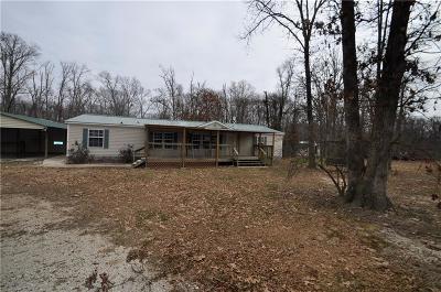 Gravette Single Family Home For Sale