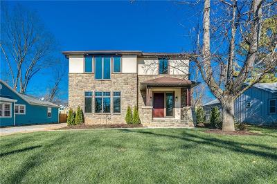 Bentonville Single Family Home For Sale: 507 E Central AVE