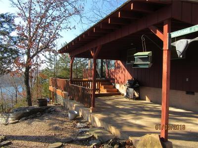 Eureka Springs, Rogers, Lowell Single Family Home For Sale: 15 County Road 1163