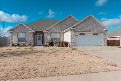 Pea Ridge Single Family Home For Sale: 101 Blair CIR