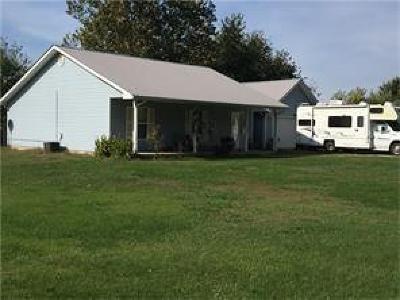 Centerton Single Family Home For Sale: 299 N D ST