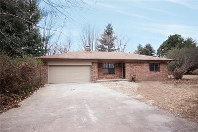 Rogers Single Family Home For Sale: 1946 Dodson RD