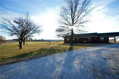 Bentonville Single Family Home For Sale: 8801 N Tycoon RD