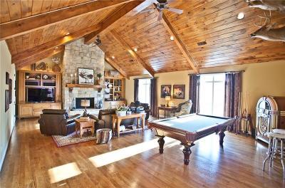 Bentonville Single Family Home For Sale: 11091 Timarron DR