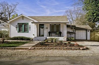 Bentonville Single Family Home For Sale: 210 SE B ST