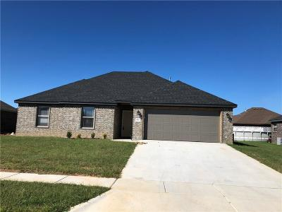 Gravette Single Family Home For Sale: 808 Mulberry
