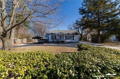 Bentonville Single Family Home For Sale: 104 NE G ST