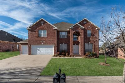 Fayetteville Single Family Home For Sale: 1617 Coopers COVE