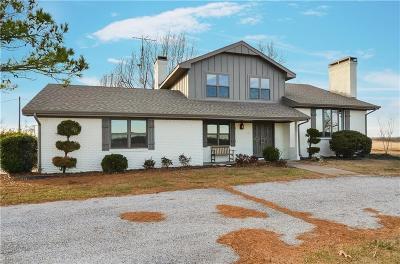 Gravette Single Family Home For Sale: 10475 N HWY 59