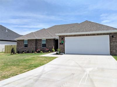 Bentonville Single Family Home For Sale: 4301 SW Nativestone ST