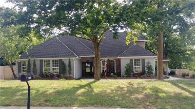 Rogers Single Family Home For Sale: 1112 N Wren DR