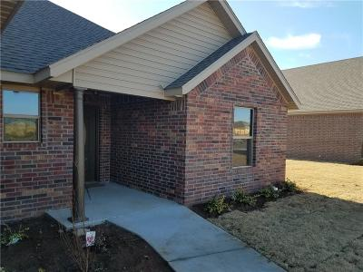 Bentonville Single Family Home For Sale: 705 NW 64th AVE