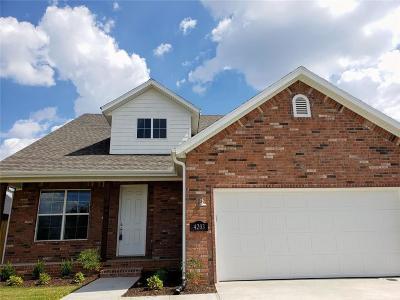 Bentonville Single Family Home For Sale: 4203 SW Nativestone ST