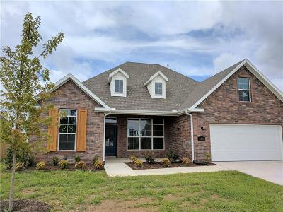 Bentonville Single Family Home For Sale: 4300 SW Hollyhock ST