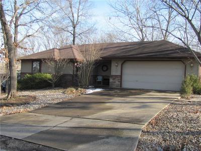 Bella Vista Single Family Home For Sale: 2 Stringer LN