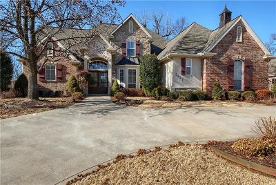 Rogers Single Family Home For Sale: 5427 W Chardonnay CT