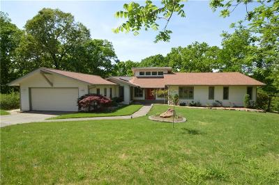Rogers Single Family Home For Sale: 8322 Fairway LN