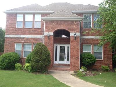 Bentonville Single Family Home For Sale: 210 NW Olinka Pass