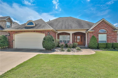 Rogers Single Family Home For Sale: 6600 W Braebourne DR