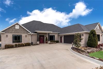 Springdale Single Family Home For Sale: 9813 Pintail Lane