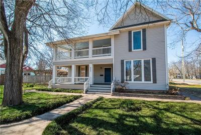 Bentonville Single Family Home For Sale: 411 NW A ST