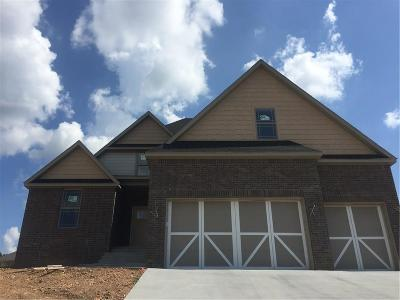 Centerton Single Family Home For Sale: 1631 Abbey LN