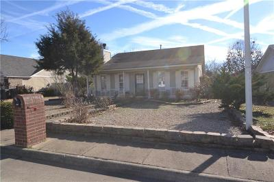 Rogers Single Family Home For Sale: 3808 W Locust ST