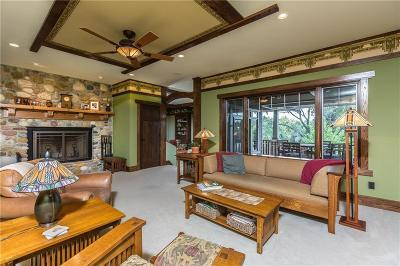 Fayetteville Single Family Home For Sale: 631 Winding Spring Drive