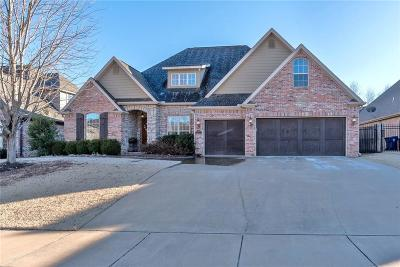 Bentonville Single Family Home For Sale: 3703 SW Sandstone AVE